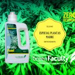 Faculty Fuel selenio antioxidante plantas madre cannabis marihuana