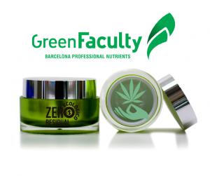 Crema marihuana cannabis terapéutica hidratante medicinal