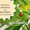 Marihuana cultivo Orgánico Ecológico diferencias cannabis