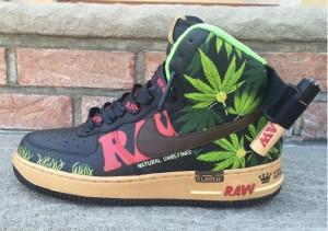 ropa zapatos zapatillas cannabis marihuana