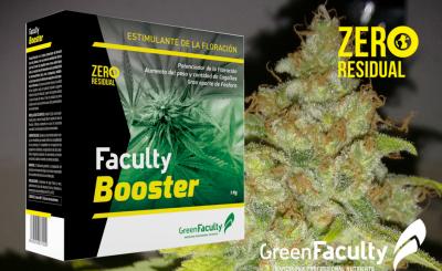 Faculty Booster Potenciador Estimulante Floración Cannabis marihuana