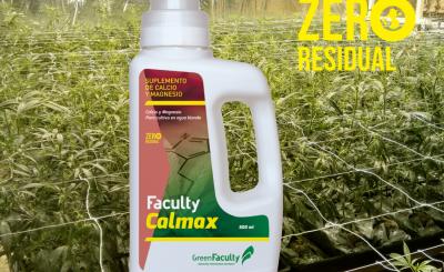 Faculty CalMax GreenFaculty Calcio Magnesio ósmosis agua blanda marihuana cannabis fertilizante, nutriente, corrector